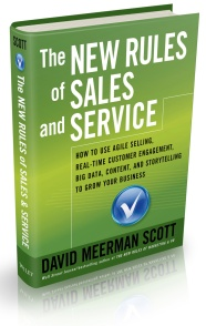 David Meerman Scott - Marketing and Sales Strategist Release Date - August 2014
